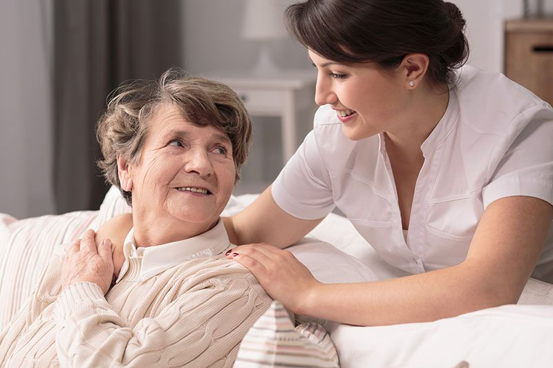 senior assisted living care